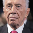 Shimon Peres Photo: AFP