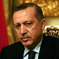Turkish Prime Minister Erdogan Photo: AFP