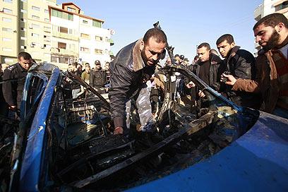 הפיגוע של חוליית אל-חנני בירושלים כמעט יצא לפועל (רויטרס)