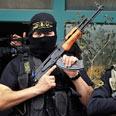 Islamic Jihad terrorist Photo: EPA