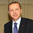 Turkish PM Recep Tayyip Erdogan Photo: EPA