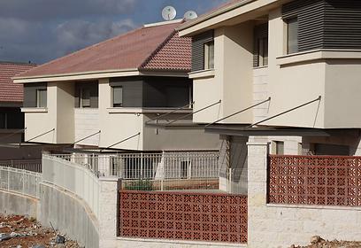 צור יצחק (צילום: חיים כהן יגאל ליפשיץ אדריכלים)