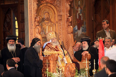 Coptic Christians in Egypt (Photo: MCT)