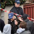 Scene of Toulouse attack Photo: AFP