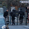 Police in Toulouse Photo: AP