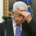 'Blow to Abbas' Photo: AFP
