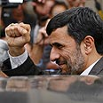 Ahmadinejad. New world? Photo: Reuters