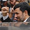 Ahmadinejad. New world? Photo: Reuters