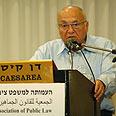 Ne'eman: Restore tradition Photo: George Ginsberg