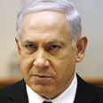 Will he listen to the Shalit familys cry? Netanyahu Photo: AP