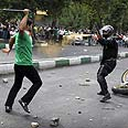 Post-election riots in Tehran (archives) Photo: AFP