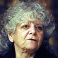 Ada Yonath Photo: AFP