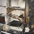 Torched mosque (archives) Photo: B'Tselem
