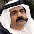 Sheikh Hamad bin Khalifa Al Thani Photo: Reuters