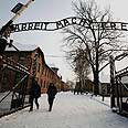 Auschwitz. Important trip Photo: Reuters