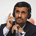Ahmadinejad. 'A dictator!' Photo: Reuters