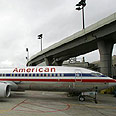 American Airlines plane (archives) Photo: AP