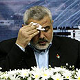 Ismail Haniyeh Photo: Reuters