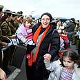 Immigrants tens to stick together. North American olim (archives) Photo: AFP