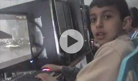 Filmed by: Muhammad al-'Alul