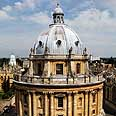 Fighting brain drain. Oxford University Photo: GettyImages image bank