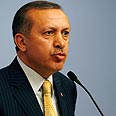 'Inhumane act.' Erdogan Photo: Reuters