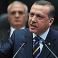 Erdogan. Apology accepted Photo: AP