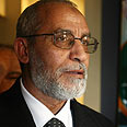 Brotherhood Supreme Guide Muhammad Badie Photo: AFP
