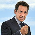 Sarkozy, 'Nuclear Iran dangerous, unacceptable' Photo: AFP