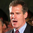 Massachusetts Senator Scott Brown Photo: AFP