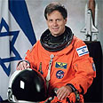 Ilan Ramon, Israel&#39;s first astronaut Photo: NASA