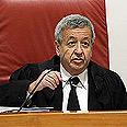 Judge Eliezer Rivlin Photo: Haim Zach