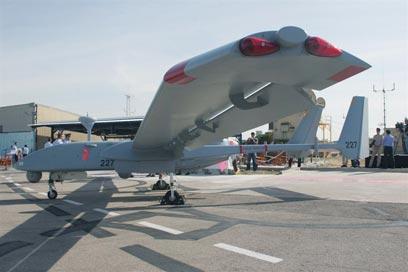 מוטת כנפיים - 16 מטר (צילום: אבי מועלם)