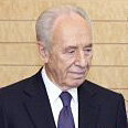 Peres. Hopeful Photo: Reuters