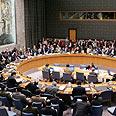UN NGO 'anti-Israel' Photo: AFP