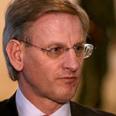 Bildt. Concerned Photo: AFP