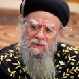 Rabbi Bakshi-Doron Photo: Israel Bardugo