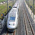 French trains. Coming to Israel soon? (Photo: AP)