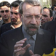 Iranian nuclear negotiator Ali Larijani Photo: AP