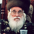 Grand Rebbe Moshe Yehoshua Hager PR Photo