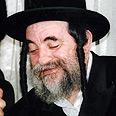 Vizhnitzer Rebbe, Rabbi Yisroel Hager Photo: Adkan