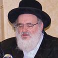 Menachem-Mendel Hager Photo: Adkan