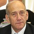 'It would take 10 days.' Olmert (archive photo) Photo: Gil Yohanan