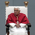 Pope Benedict XVI Photo: Reuters