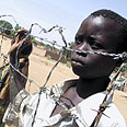 Darfur refugee Photo: Reuters