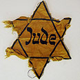 Yellow Star of David (archives) Photo: AP