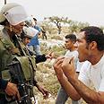 Bil'in demonstration Photo: Reuters