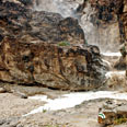Qumran Cave. Misleading reader? Photo: Ofir Omer