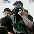 Hamas terrorist in Gaza Photo: AFP