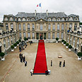 Élysée Palace in Paris Photo: AFP